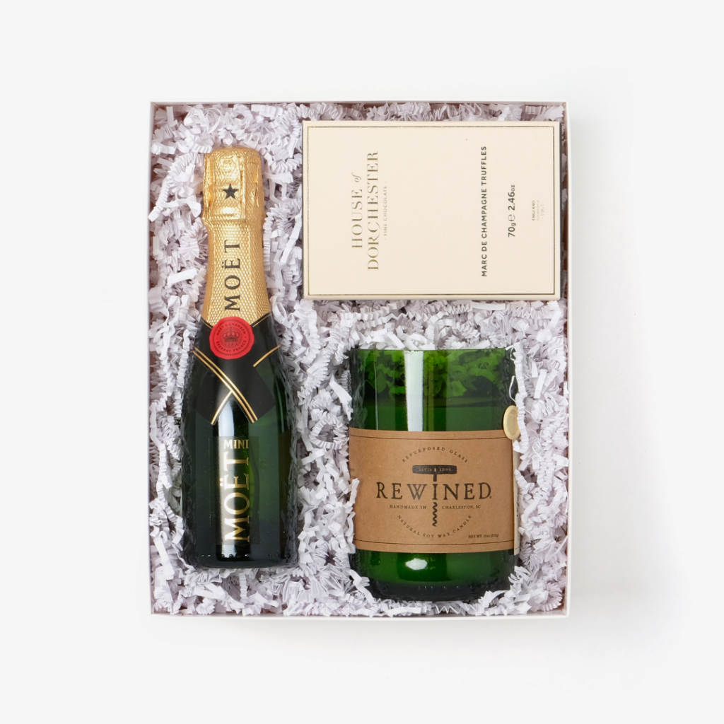 Fountain Gift Champagne Toast Gift Box